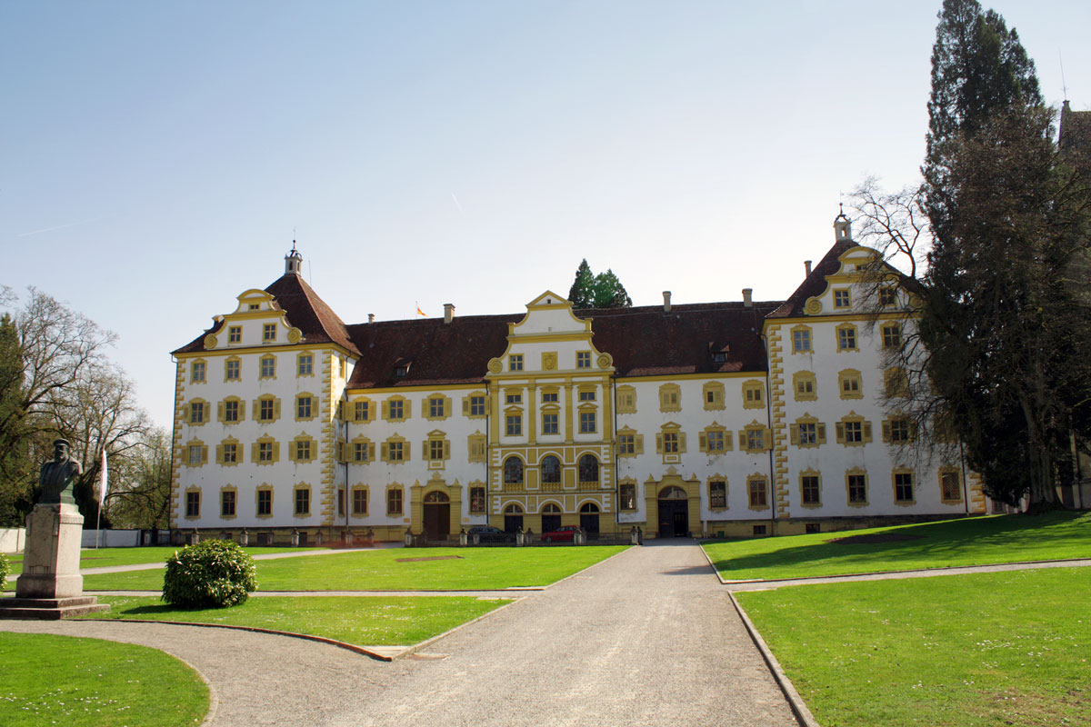 Schloss Salem (Foto: Carsten Przygoda / pixelio.de)