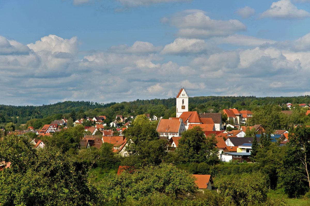 Gemeinde Bingen (Foto: Reiner Löbe)